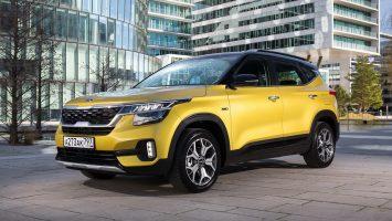 Kia Seltos 2020 в России: цена и комплектации всех версий