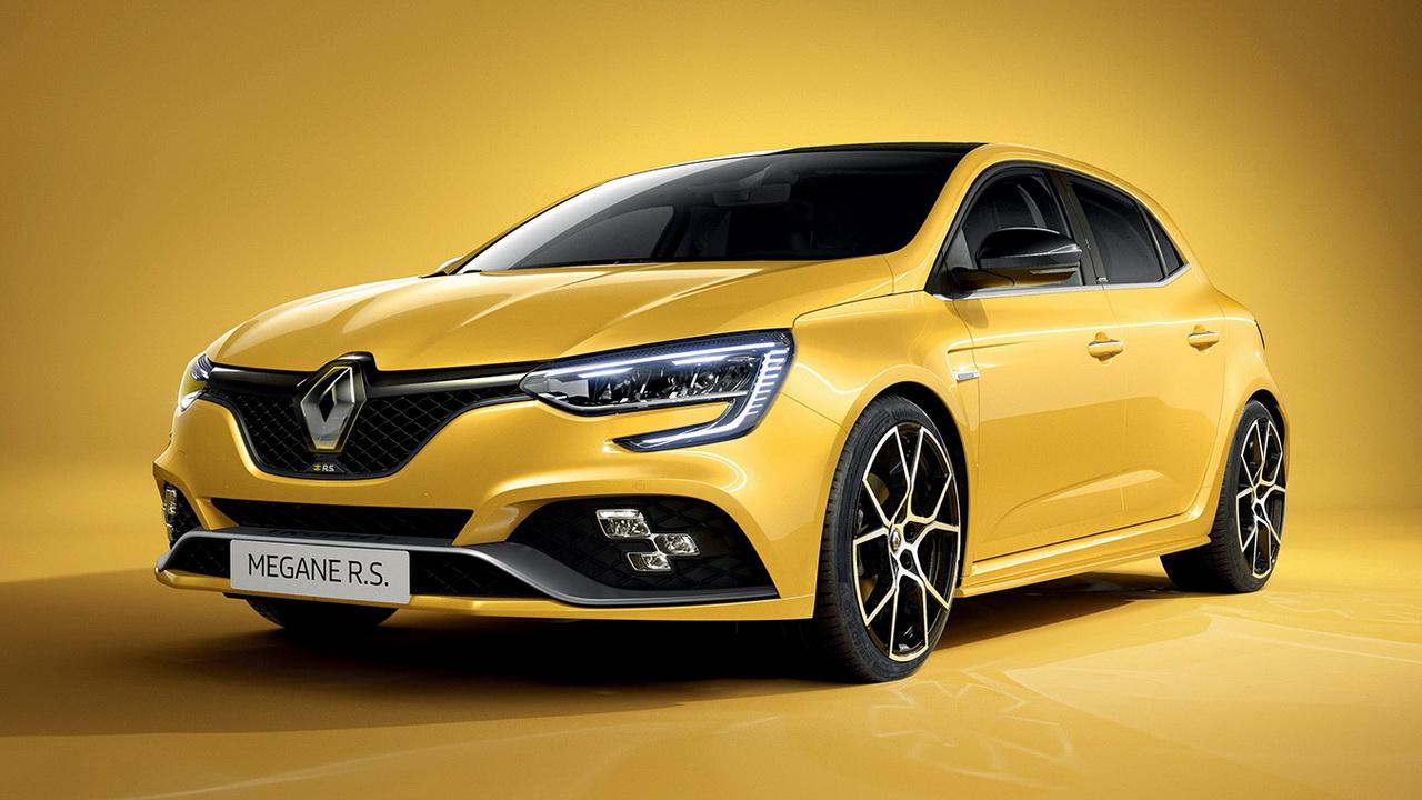 Фото Renault Megane RS