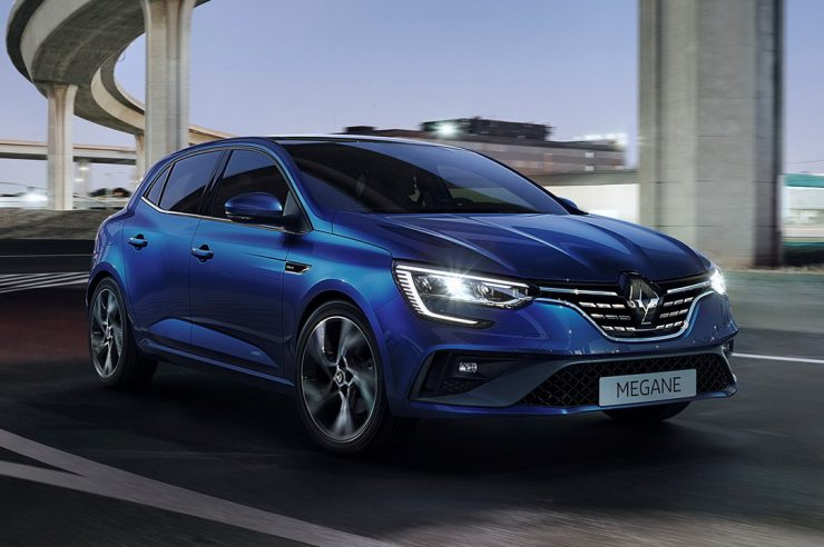 Renault Megane 2020 – с новой гибридной версией