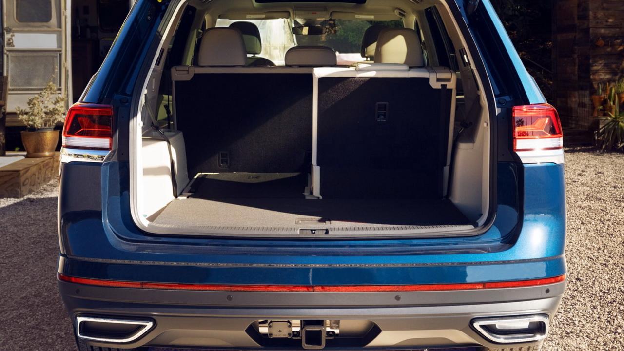 Багажник Атласа
