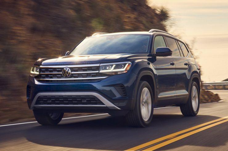 Volkswagen Atlas/Teramont 2020