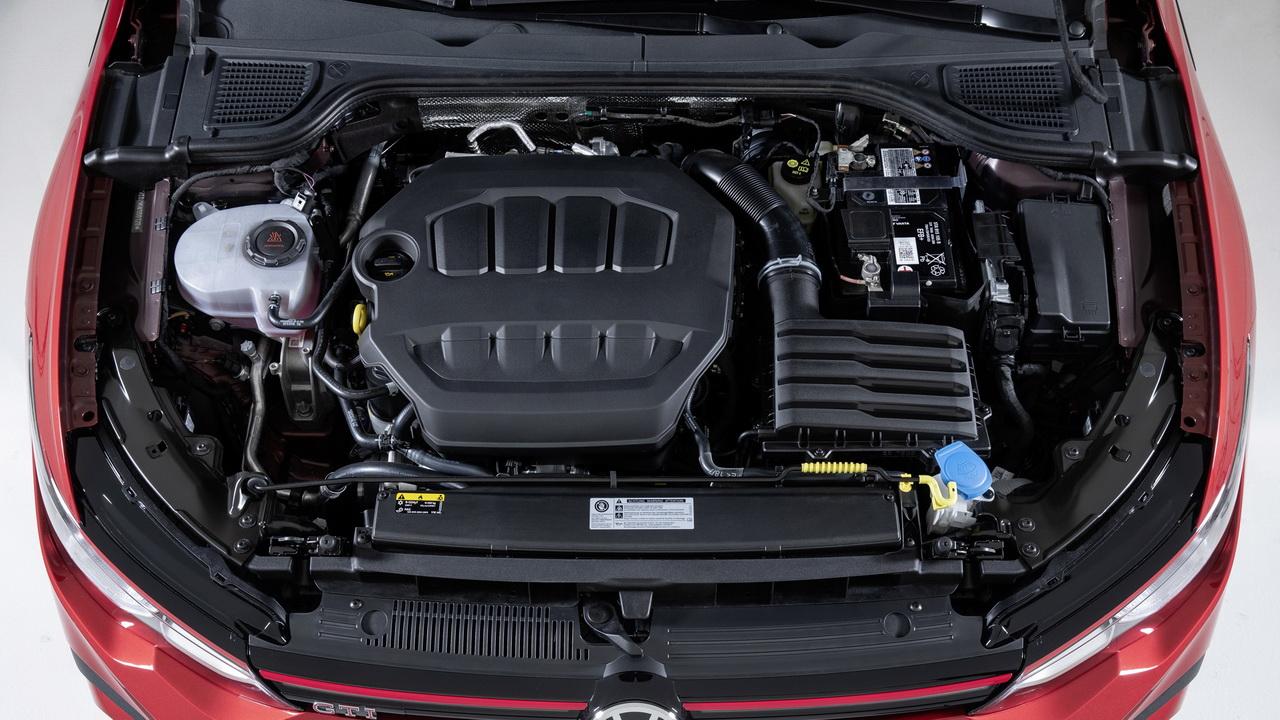 Мотор Golf GTI