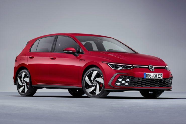 Volkswagen Golf GTI, GTD и GTE: мощные версии нового Гольфа