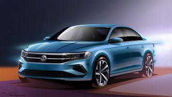Volkswagen Polo 2020 в России: лифтбек вместо седана