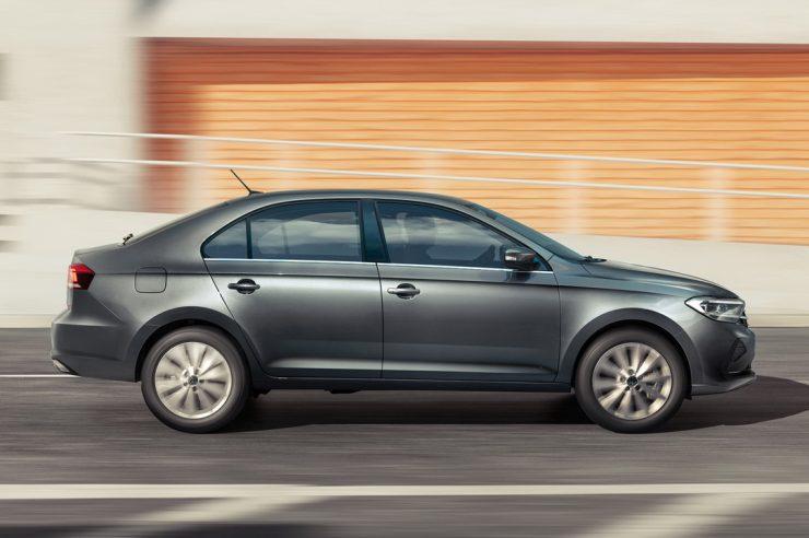 Volkswagen Polo 2020 в России: фото и комплектация лифтбека