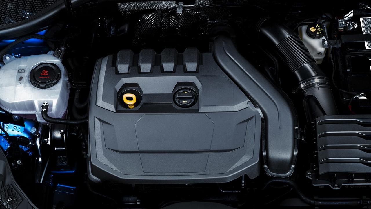 Мотор нового Ауди А3 Спортбек