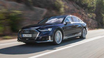 Новый Audi S8 оказался дороже 10 миллионов рублей