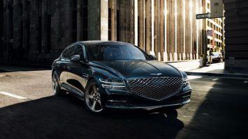 Genesis G80 2020: новое поколение представительского седана