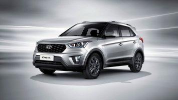 Новый Hyundai Creta для России: фото рестайлинговой машины