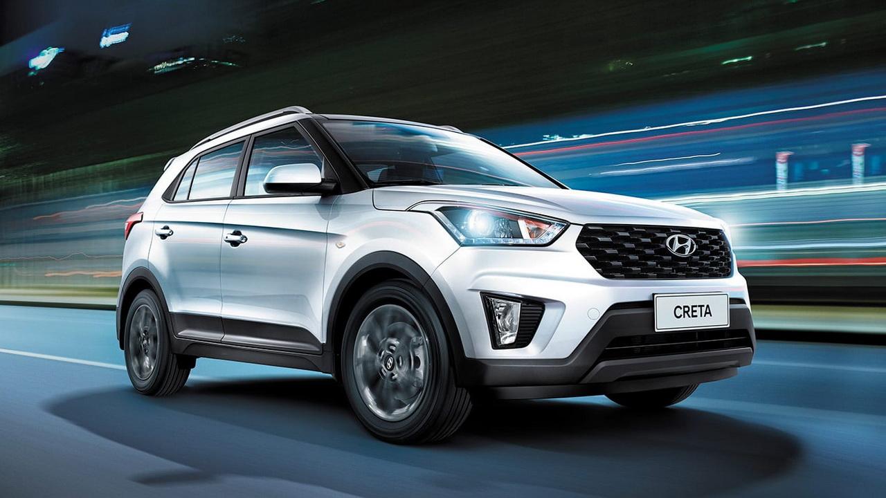 Новый Hyundai Creta 2020 в России