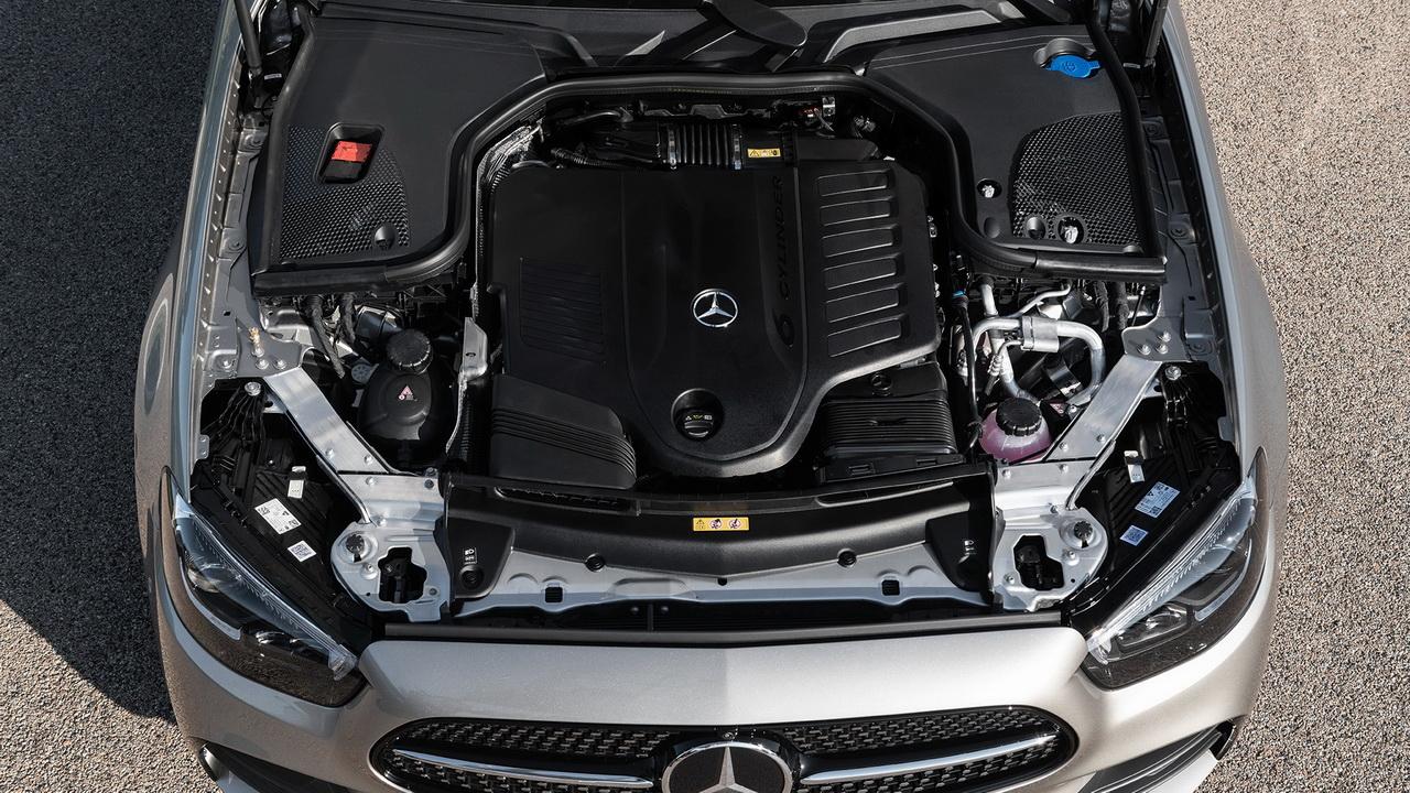 Двигатель Мерседес Е-класс рестайлинг