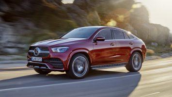 Новый Mercedes GLE Coupe оказался дороже 6 млн. рублей