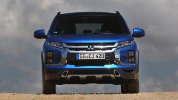 Новый Mitsubishi ASX 2020: старт продаж и цены в России