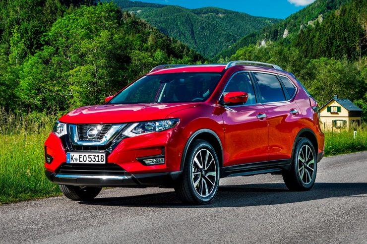 Регламент ТО для Nissan X-Trail T32