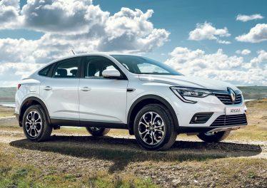 Регламент ТО для Renault Arkana