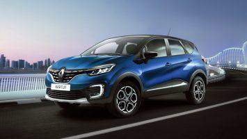 Новый Renault Kaptur 2020: фото и техника кроссовера