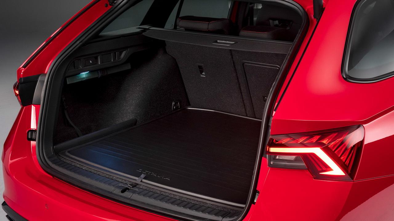 Багажник универсала Combi