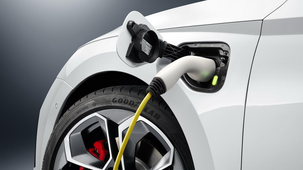 Разъем для подключения зарядного кабеля