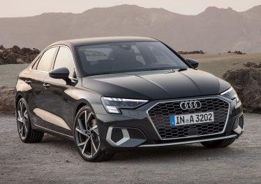 Седан Audi A3 2021: дебют модели нового поколения
