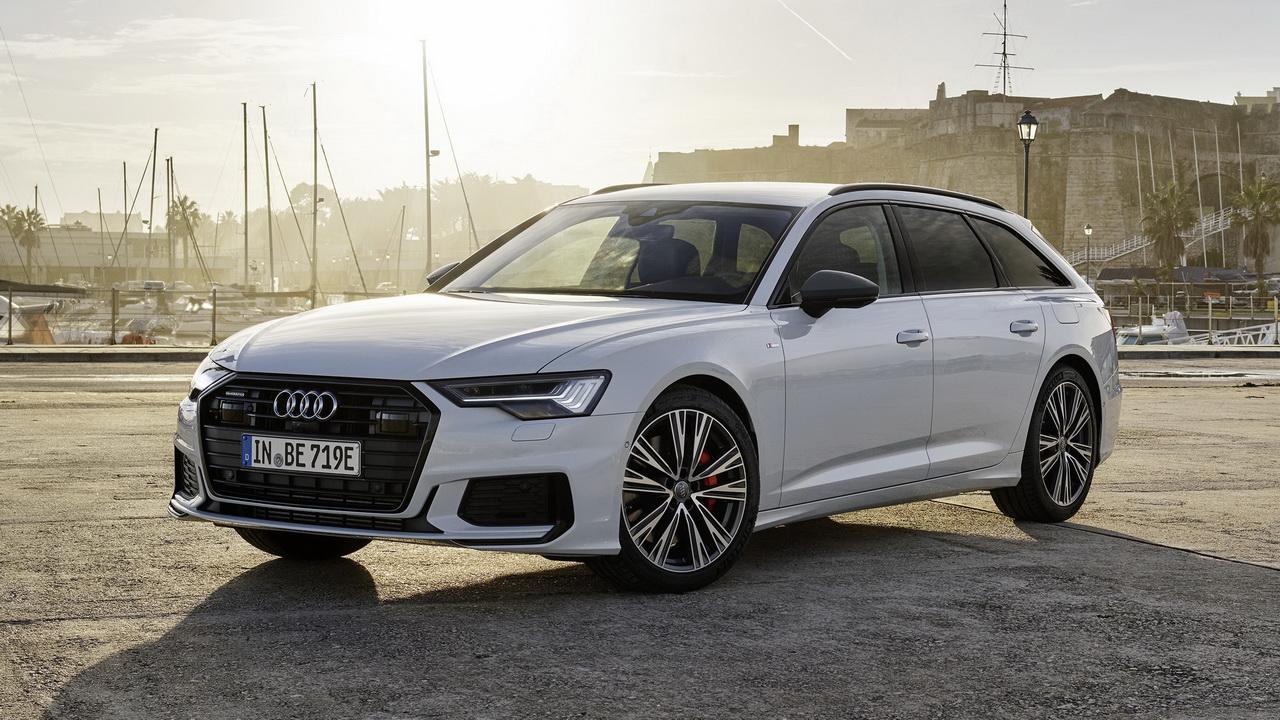 Фото Audi A6 Avant TFSI e quattro 2020