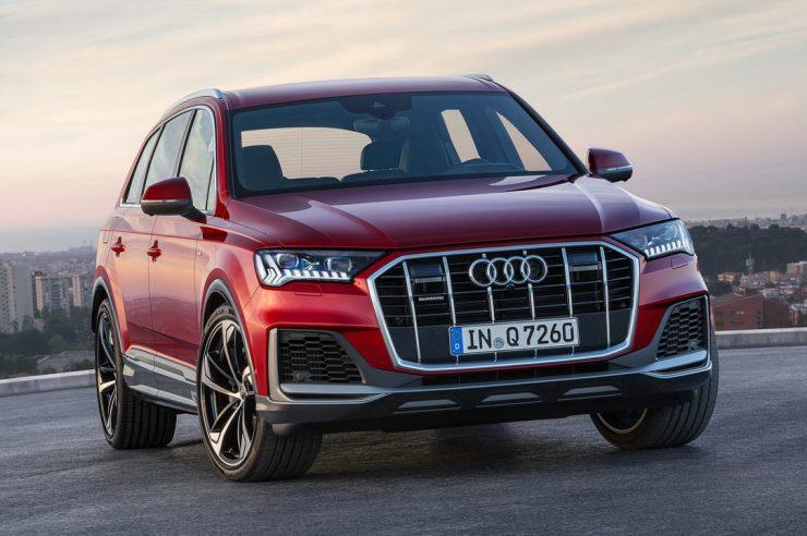 Новый Audi Q7 TDI 2020: старт продаж и цены в России