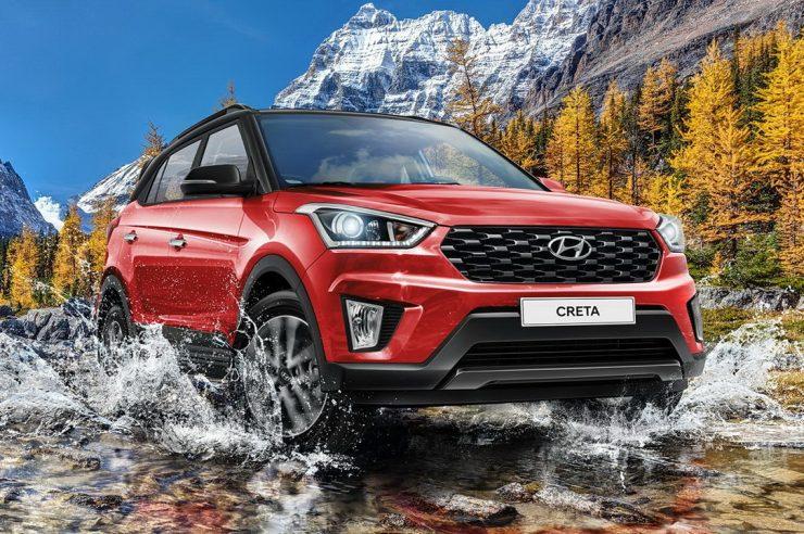 Технические характеристики Hyundai Creta 2020 рестайлинг