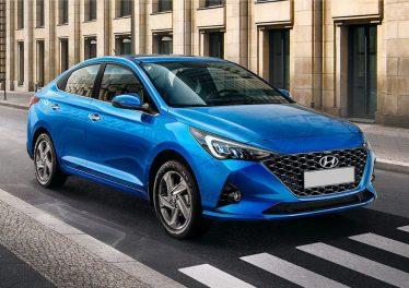Технические характеристики Hyundai Solaris 2020 рестайлинг