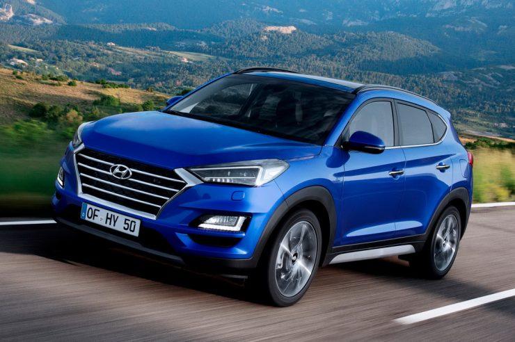 Hyundai Tucson разжился в России новой комплектацией Way