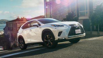 Новый Lexus NX 2022 станет подзаряжаемым гибридом