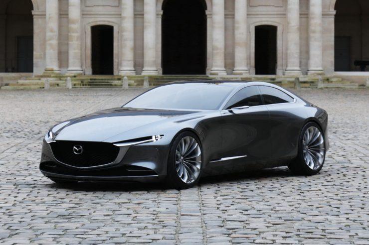 Mazda 6 2022 года: задний привод и рядные «шестерки»