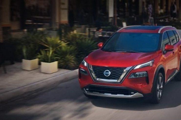 Новый Nissan X-Trail 2021: фото и первые данные о модели