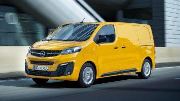 Opel Vivaro-e 2020: 136-сильный электромотор и запас хода 330 км