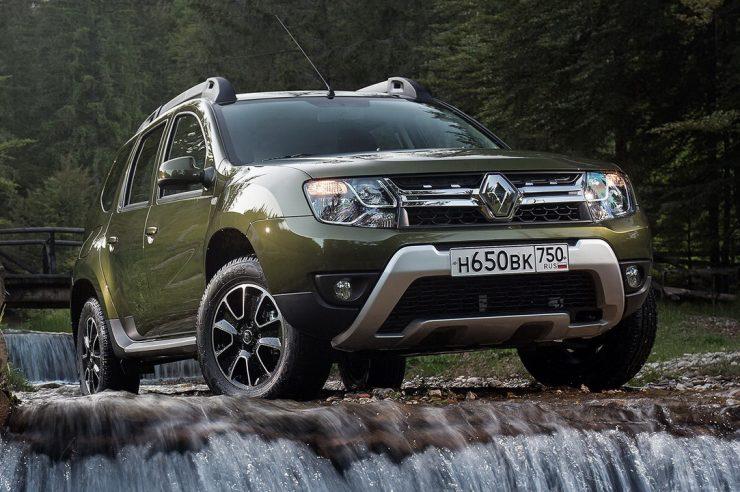 Регламент ТО для Renault Duster I рестайлинг