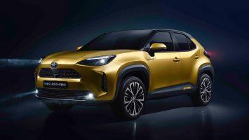 Toyota Yaris Cross 2021: новый кроссовер B-класса для Европы