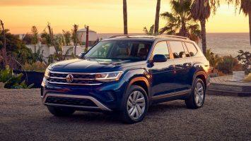 Volkswagen Atlas стал лучшим семейным автомобилем по версии журнала PARENTS
