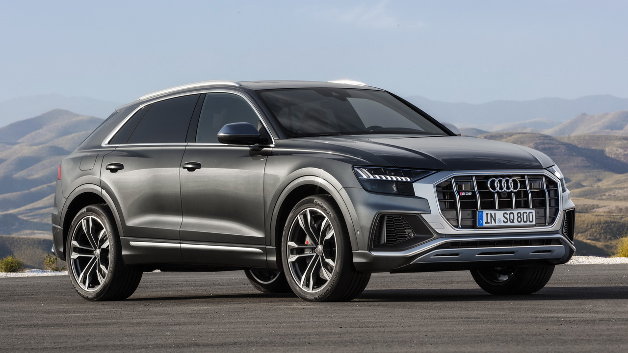 Фото Audi SQ8 2020