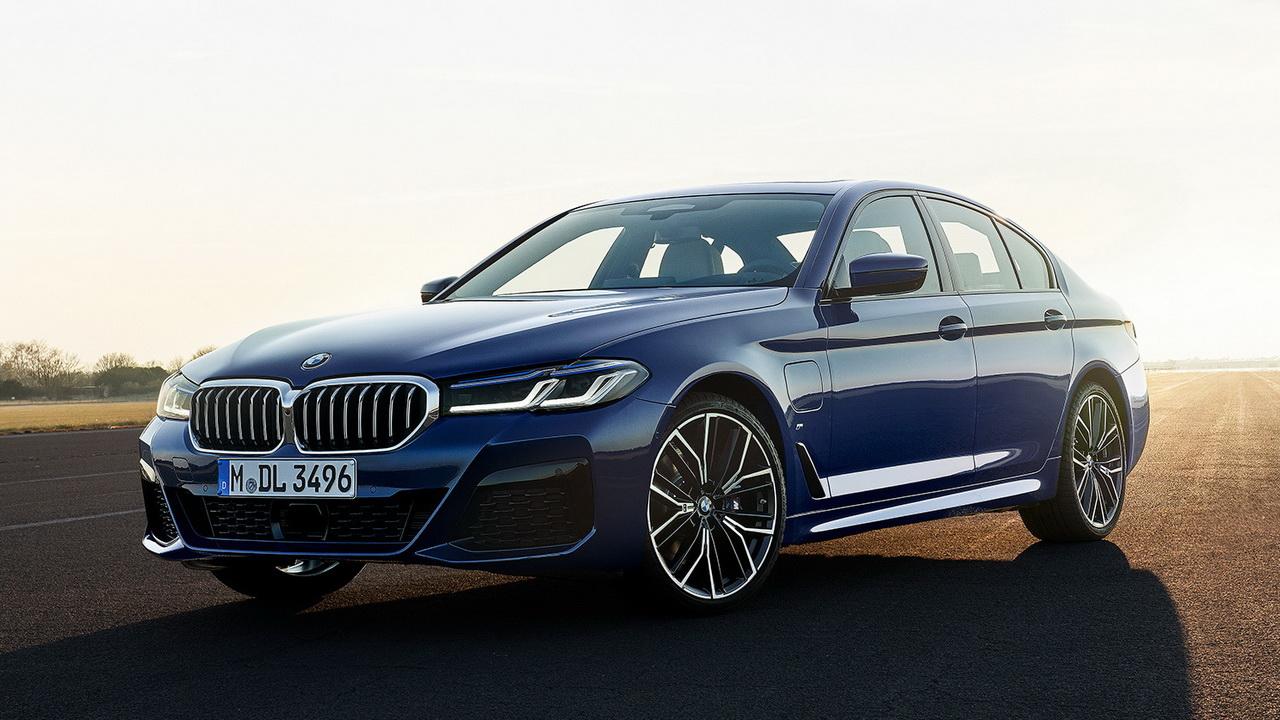 BMW 5-Series Sedan с пакетом M Sport