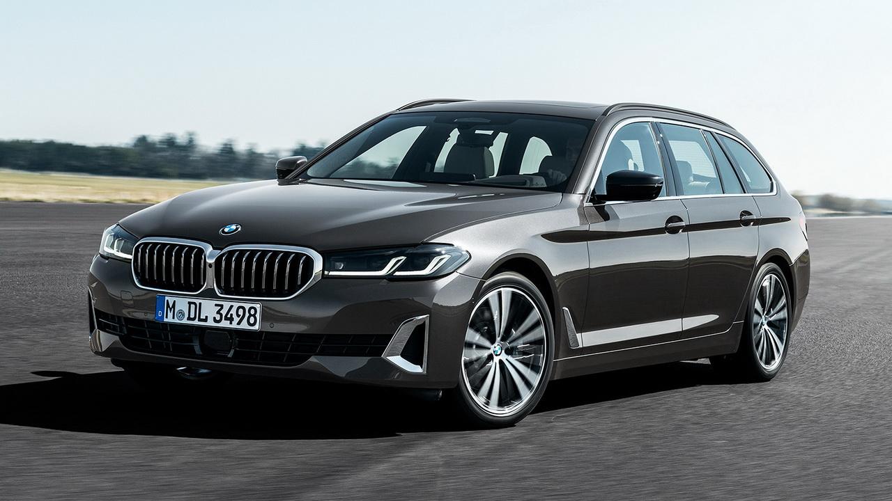 Универсал BMW 5-Series Touring