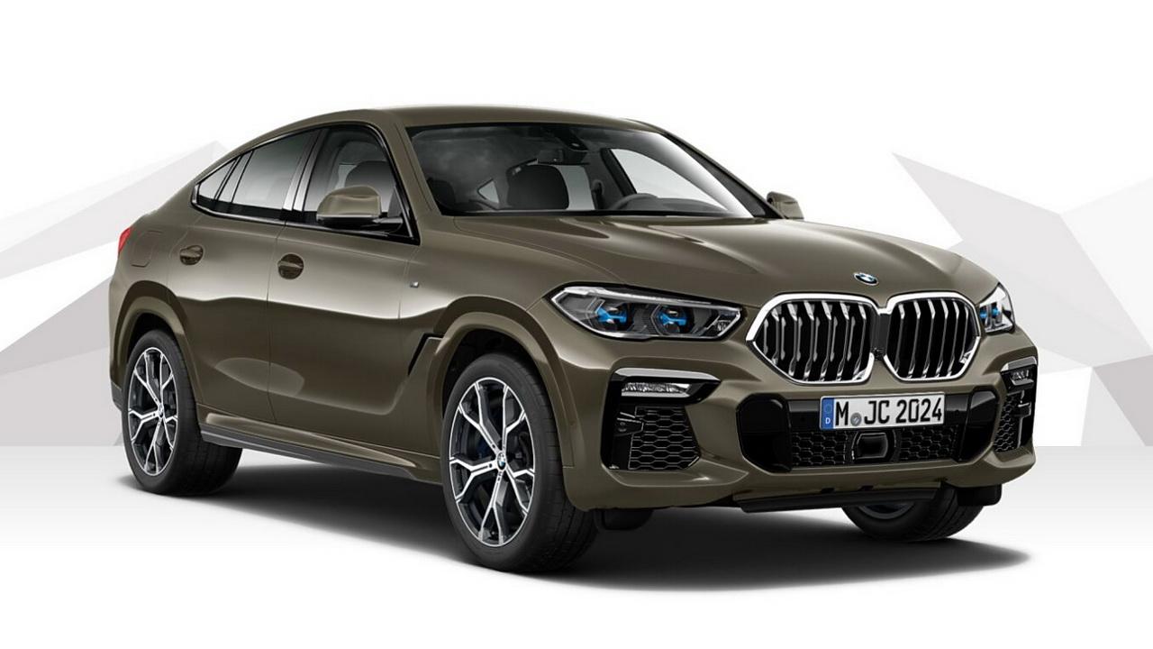 Фото BMW X6 M Sport Pro
