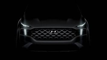 Новый Hyundai Santa Fe дебютирует в ближайшие недели