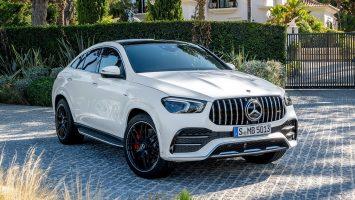 Mercedes-AMG GLE 53 Coupe 2020: цена и комплектация в России