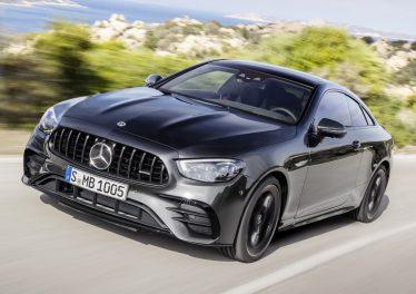 Mercedes E-Class Coupe 2021: новый облик и модернизированные двигатели