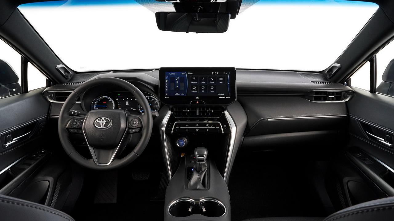 Фото салона Toyota Venza