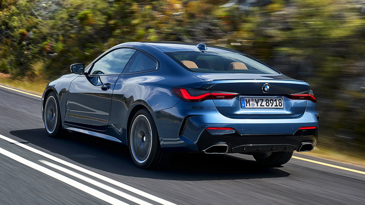 Корма BMW M440i
