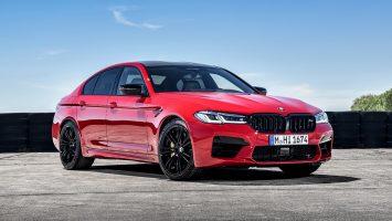 BMW M5 2021: новый кузов и прежняя техника