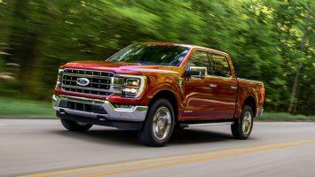Ford F-150 2021: автопилот и гибридная установка