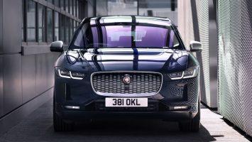 Jaguar I-Pace 2021: новая мультимедиа и зарядное устройство на 11 кВт