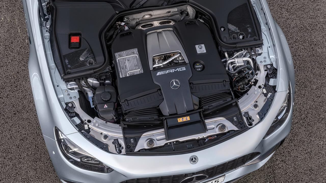 Мотор V8 4.0