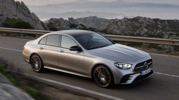 Рестайлинговый Mercedes E-Class 2020: названы цены для России
