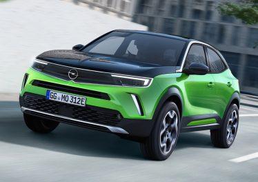 Opel Mokka 2021: глобальное обновление кроссовера